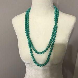 Stella & Dot Jewelry - Stella and dot Turquoise necklace